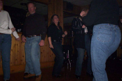 100_0282 - Noisy Neighbors Band at Lindey's on Lake Beulah