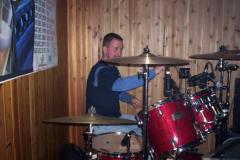 100_0296 - Noisy Neighbors Band at Lindey's on Lake Beulah