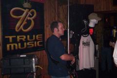 100_0297 - Noisy Neighbors Band at Lindey's on Lake Beulah