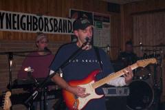 100_0303 - Noisy Neighbors Band at Lindey's on Lake Beulah