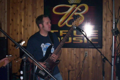 100_0304 - Noisy Neighbors Band at Lindey's on Lake Beulah