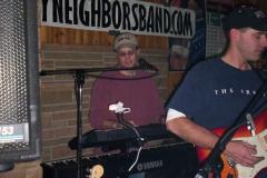 100_0306 - Noisy Neighbors Band at Lindey's on Lake Beulah