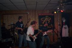 100_0310 - Noisy Neighbors Band at Lindey's on Lake Beulah