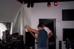 100_0400 - Noisy Neighbors Band in the Studio