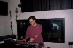 100_0403 - Noisy Neighbors Band in the Studio