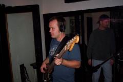100_0406 - Noisy Neighbors Band in the Studio