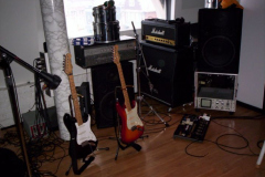 100_0416 - Noisy Neighbors Band in the Studio
