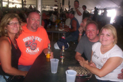 585-1 - Noisy Neighbors Band at Milwaukee Harley 105th Bash