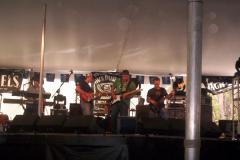 600-1 - Noisy Neighbors Band at Milwaukee Harley 105th Bash