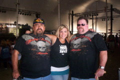 602-1 - Noisy Neighbors Band at Milwaukee Harley 105th Bash