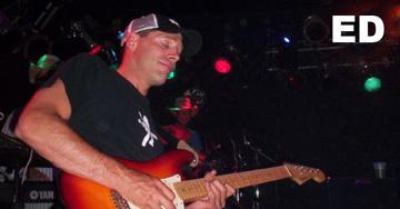 Ed - Lead Guitar Noisy Neighbors Band