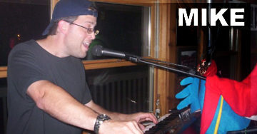 Mike - Keyboards for Noisy Neighbors Band